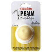lipbalm lemon