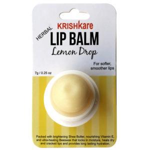 lipbalm lemon