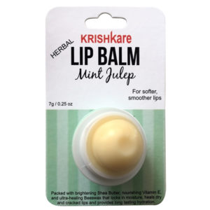 Herbal Lip Balm Mint Julep