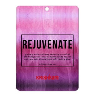rejuvenate sheet mask