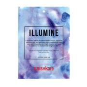 Illumine sheet mask