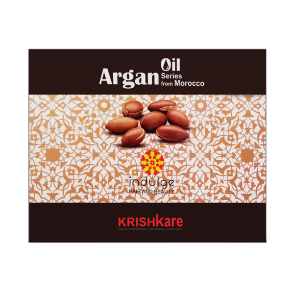 Argan hair treatment kit