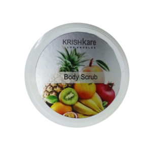 Body Scrub Mix Fruits
