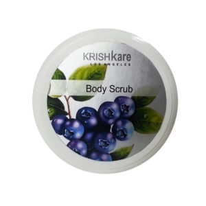 Body Scrub Wild Berries