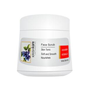 face scrub wildberries