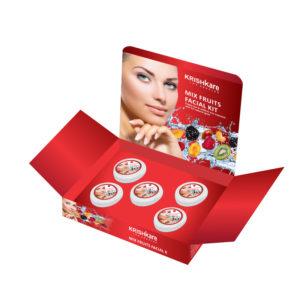 facial kit mixfruits