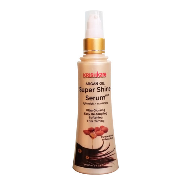 argan oil hair serum - super shine serum pro